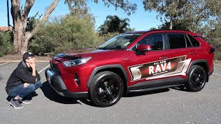 The Flawed, Perfect SUV - 2019 Toyota RAV4 Review