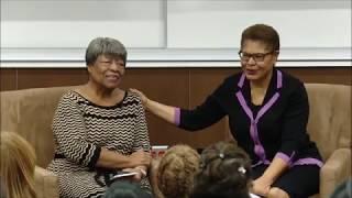 Social Work Master Class Featuring Congressmember Karen Bass
