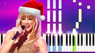 Taylor Swift - Christmas Tree Farm (Piano Tutorial)
