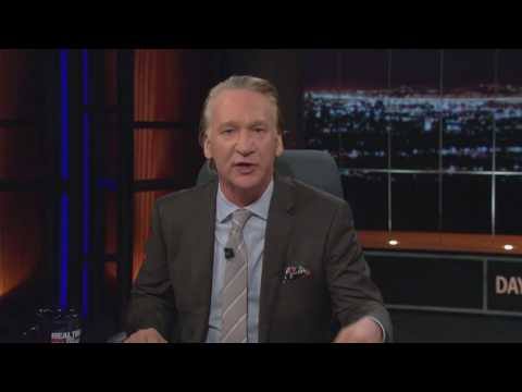 Real Time with Bill Maher: New Rule – Trump