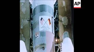 Titan-3E Start mit Helios 2 (1976)