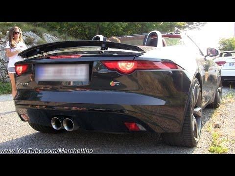 2014 Jaguar F-Type S Pure Sound!