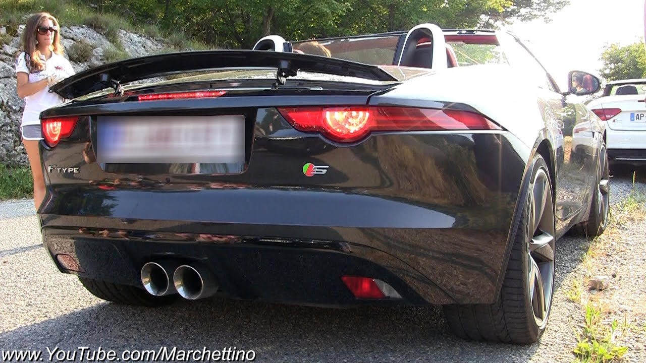 2014 Jaguar F Type S Pure Sound