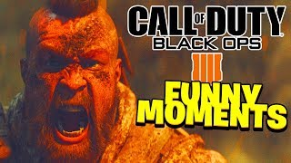 Black Ops 4 Multiplayer Gameplay! (Funny Moments w/ The Crew) HE CHEATS ON US WITH ANOTHER GAME!