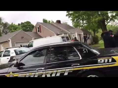Eviction blockade to support family in Springfield, Massachusetts