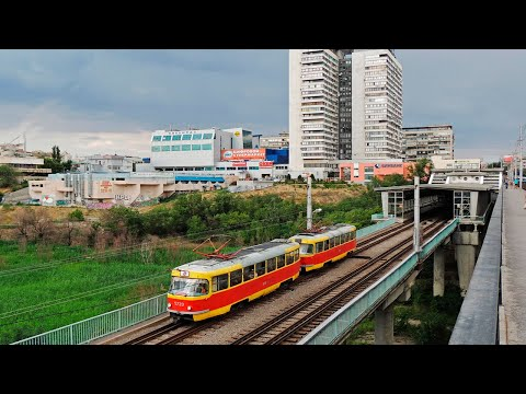 Волгоградский трамвай. Легендарный метротрам (2015)