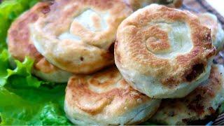 Очень вкусные буреки с фаршем и картошкой Необычный рецепт