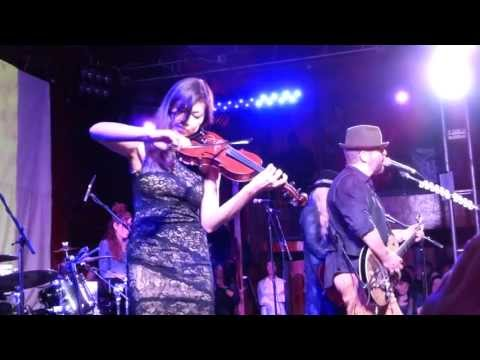 """Dave Stewart and Friends at the Troubadour 2013, """"Gypsy Girl and Me"""""""