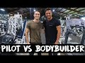 PILOT VS BODYBUILDER – CHRISTIAN GUZMAN | USA – VLOG #76
