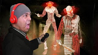 PUPPET COMBO CLOWNS ARE THE SCARIEST ONES! [NIGHT OF THE CLOWNS]