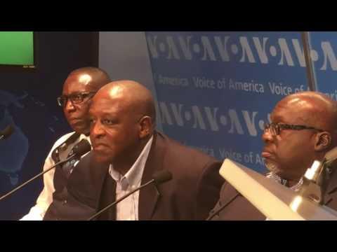 Zimbabweans, U.S Ambassador Harry Thomas Jnr. Spar Over Sanctions, Country's Future