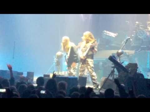 Sabaton - Hamburg Sporthalle 6.1.17 Full Concert