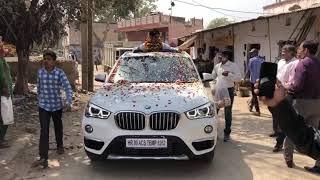 Shyam Singh Chauhan Achieved BMW X1