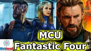 Fantastic Four In The MCU: How To Introduce Them and Who Will Play The Fantastic Four? | Webhead