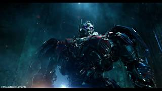 Трансформеры: Последний Рыцарь. Появление Немезиса Прайма.