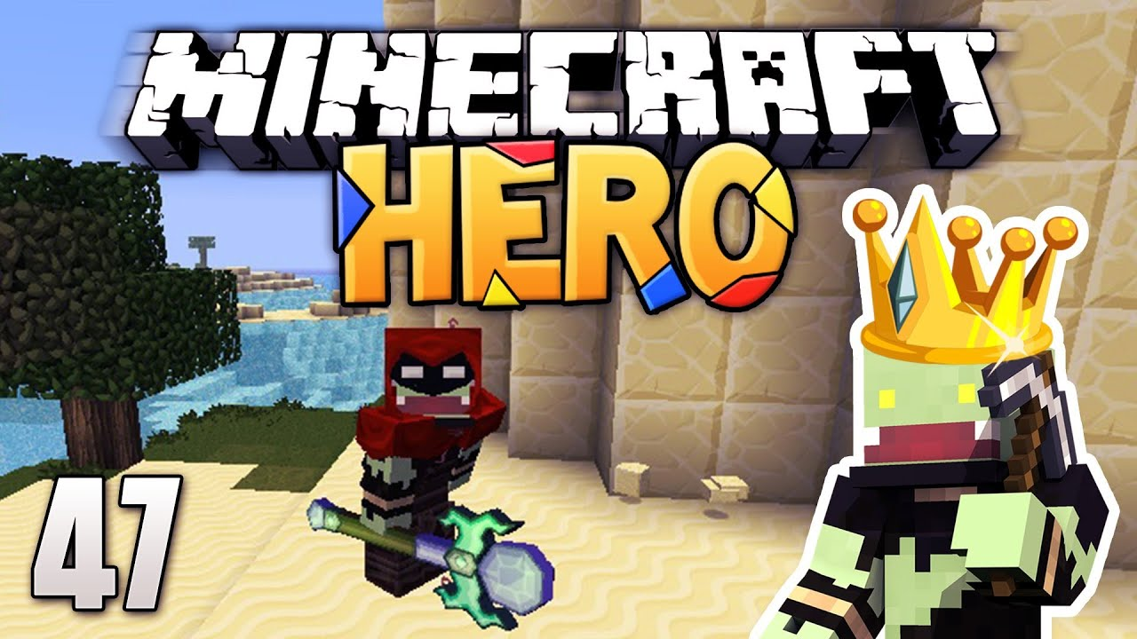 minecraft hero 2