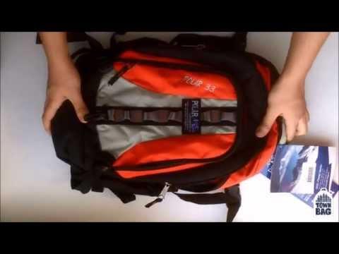 Видео обзор рюкзака Полар П1002 от TownBag.ru