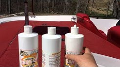 SHINE ON FIBER GLASS RESTORATION PRODUCT REVIEW