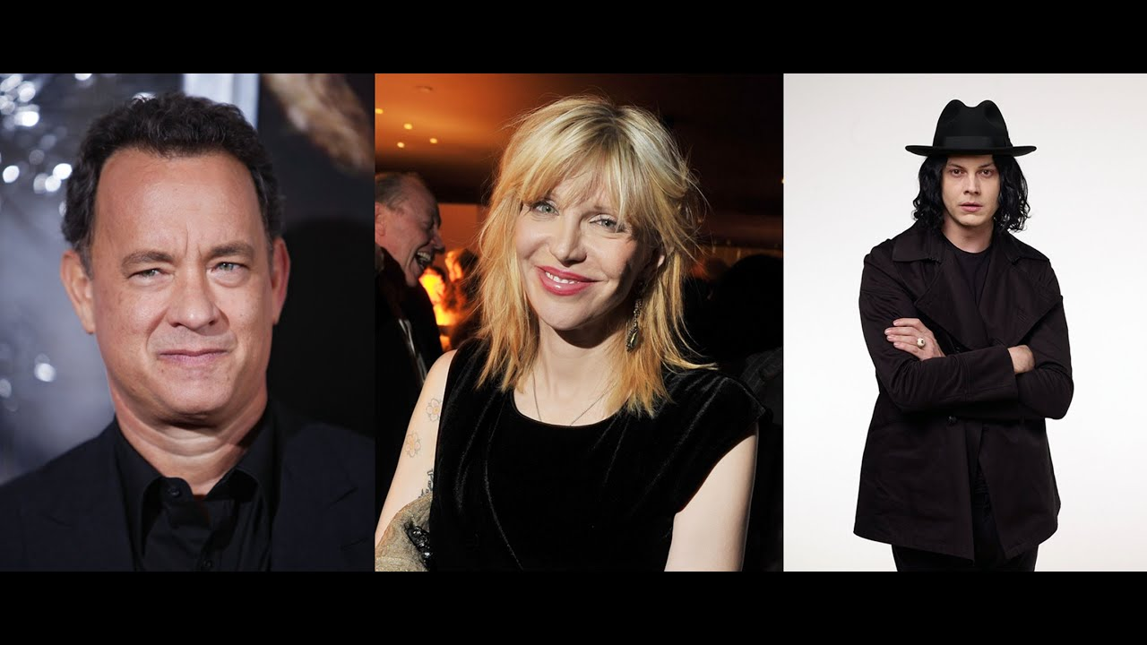July 9 / Famous birthdays Tom Hanks, Courtney Love, Jack White, Kelly McGillis, and many more