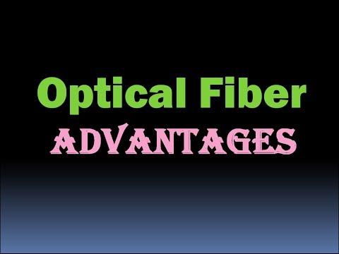 Optical Fiber Advantages (Benefits) [HD]
