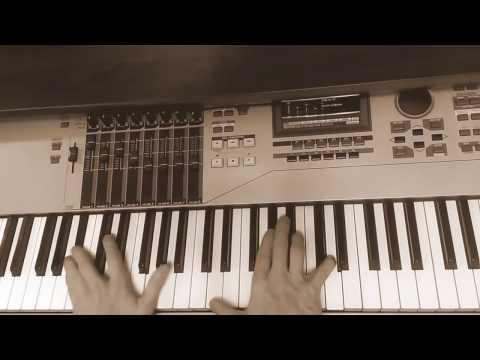 #lickoftheday – #lickoftheday 009 - 2016.11.13 #piano #s700 #motifxs #piasek #andrzejpiaseczny #jeszczeblizej #funky –