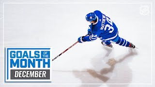 Great Goals of December | 2019-20 NHL Season