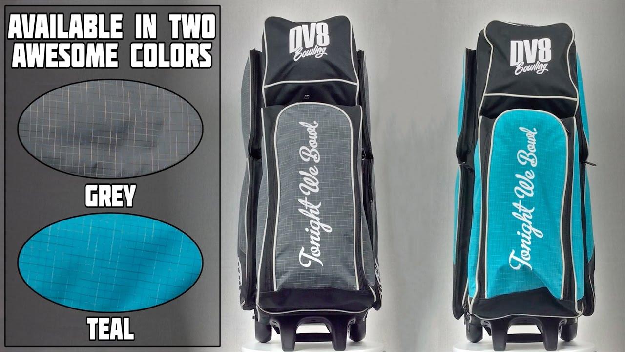 Dv8 Bowling Circuit Roller Bags