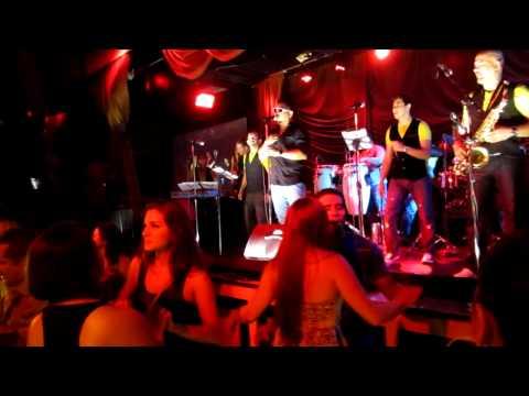 Orquesta mi rumba en club Tropicana Houston ( La cita )
