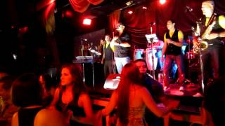 Orquesta mi rumba en club Tropicana Houston ( La cita )