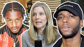 Mom Reacts To Lil Tjay Calling My Phone Feat 6lack