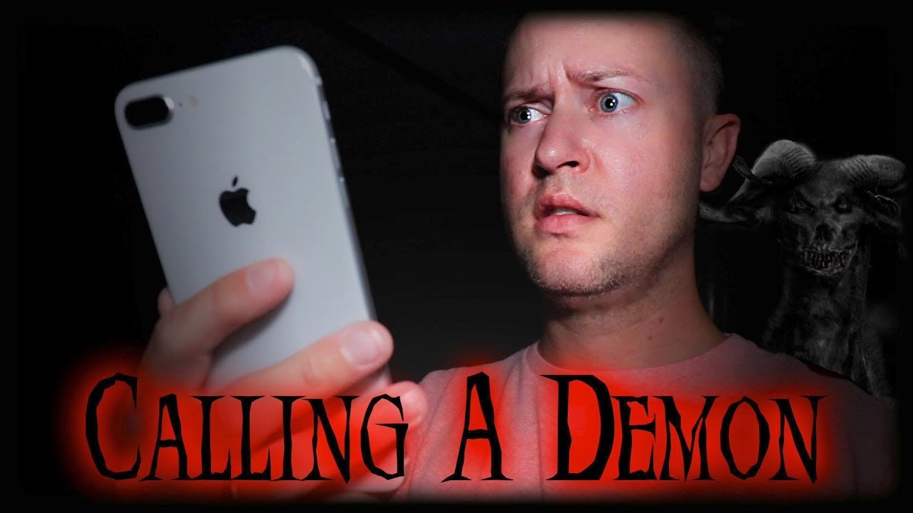 Calling A DEMON!!   The Telephone Ritual   Paranormal Game   MichaelScot by: MichaelScot
