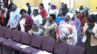 Cornerstone Christian Ministries 02/02/20 11am Sunday Service • Remember Me Lord • Pst. Bola Adewale
