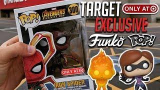Target Exclusive Funko Pop Hunt! (Incredibles, Infinity War, Jurassic World)