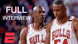 [FULL] Horace Grant interview: Michael Jordan lied and snitched in 'The Last Dance' | ESPN