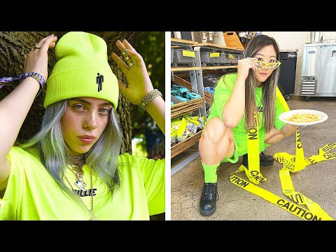 We Followed A Day In The Life of Billie Eilish