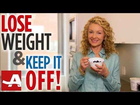 LOSE WEIGHT AND KEEP IT OFF! | The Best of Everything with Barbara Hannah Grufferman