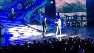 Blake Shelton Gwen Stefani - Nobody But You (Live In Las Vegas)