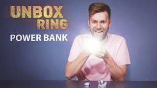 PASIKRAUK RAGELĮ!   POWER BANK   Unbox Ring apžvalga