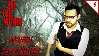 The Evil Within AKUMU DIFFICULTY/NO UPGRADES (Part 4)