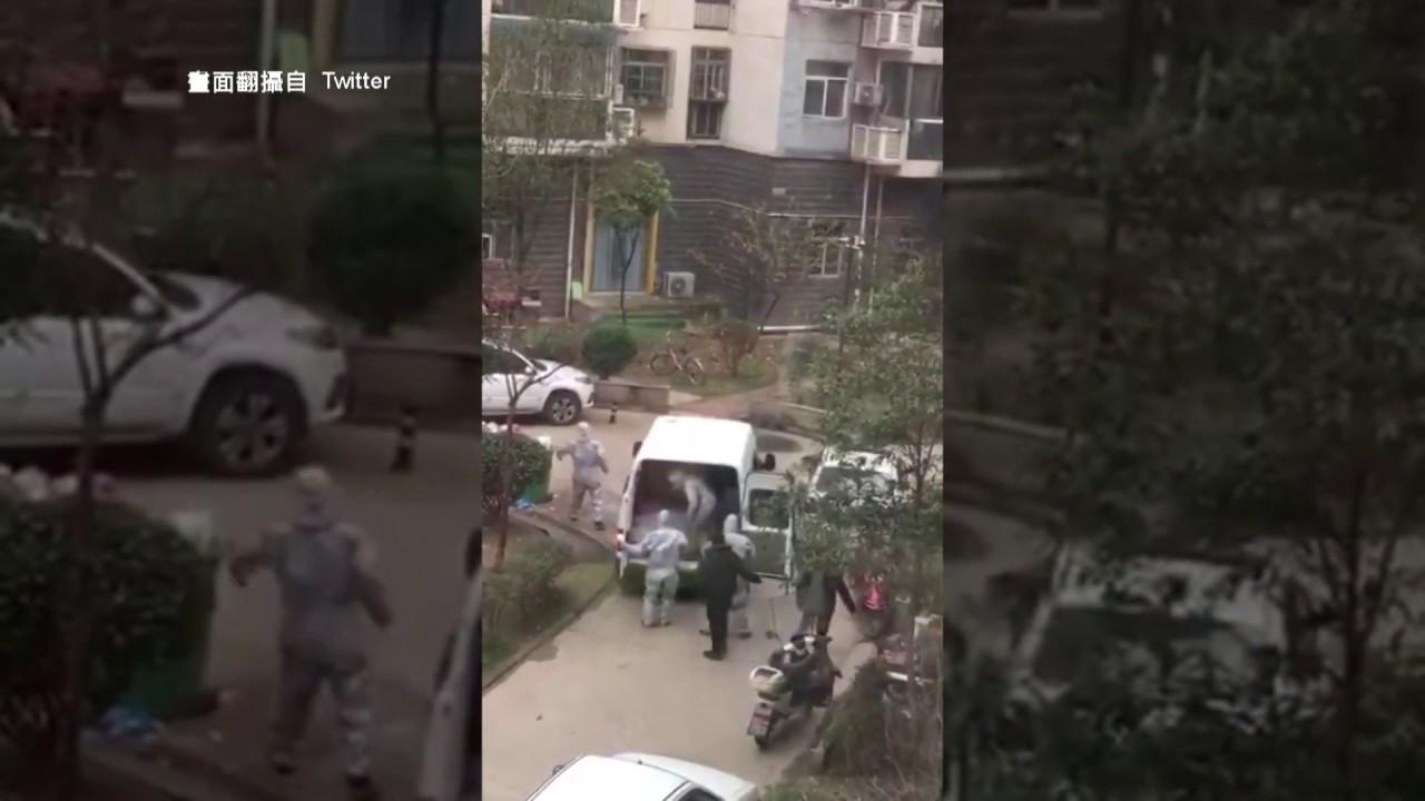 中國大街運屍影片頻曝光 高薪聘請運屍工 - YouTube