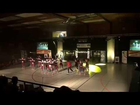 NEW STEP Crew - Süddeutsche DAT Hip Hop / Videoclip Meisterschaft 2015