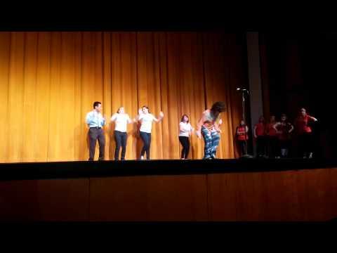 Garden Grove High School Teachers Talent Show 2016