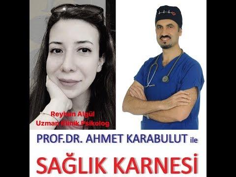 MUTLU OLMANIN VE MUTLU KALMANIN REÇETESİ - REYHAN ALGÜL - PROF DR AHMET KARABULUT