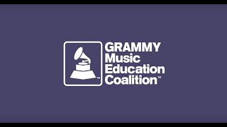About the GRAMMY Music Education Coalition
