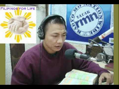 Immoral ang RH-Bill By veritas899 RMN-Dipolog-May01,2011 (Tagalog-Radio)