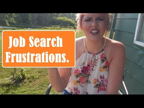 JOB SEARCH FRUSTRATIONS | Film School Diaries V