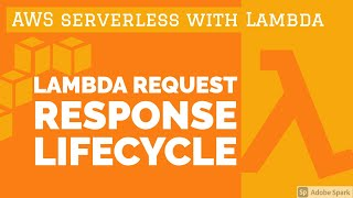 Lambda Understanding Request Response LifeCycle #09