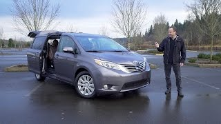 2015 Toyota Sienna Review - AutoNation