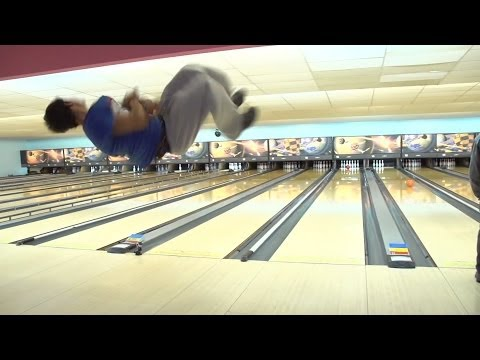 EXTREME BOWLING- that's how we bowl!