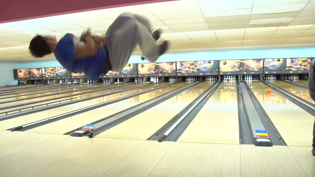 extreme bowling